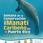 Afiche Semana del Manati 2014 Small
